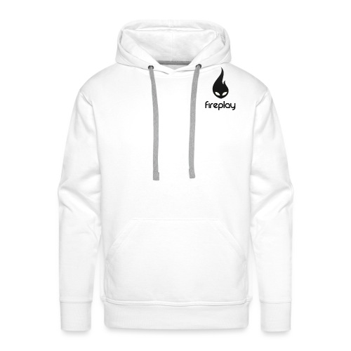 Fireplay - Sweat-shirt à capuche Premium pour hommes