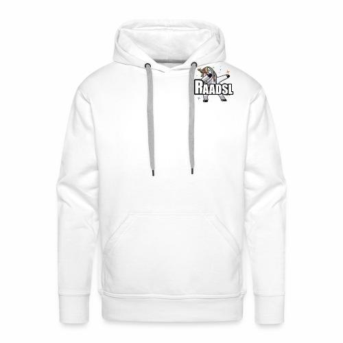 Raadsl original - Mannen Premium hoodie
