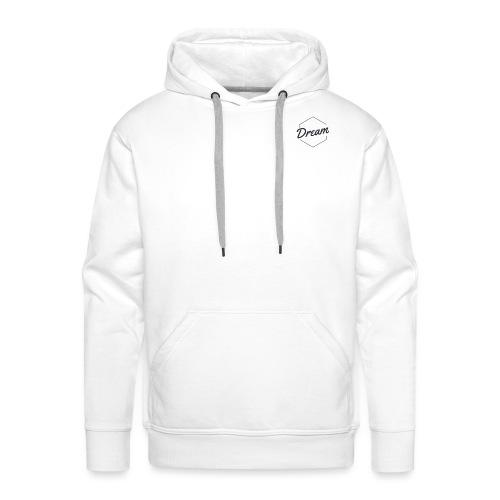 Dream Logo - Men's Premium Hoodie