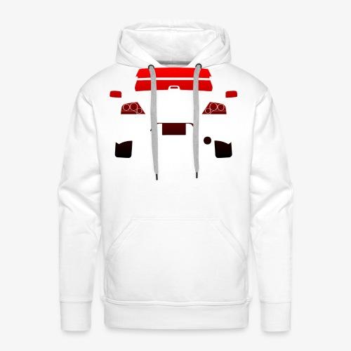 Lanevo9 - Sweat-shirt à capuche Premium pour hommes