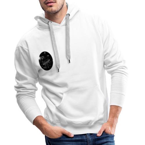 aaaaaaaaaa - Sweat-shirt à capuche Premium pour hommes