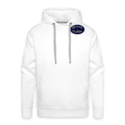 Ricamille et Pasthibo - Sweat-shirt à capuche Premium pour hommes