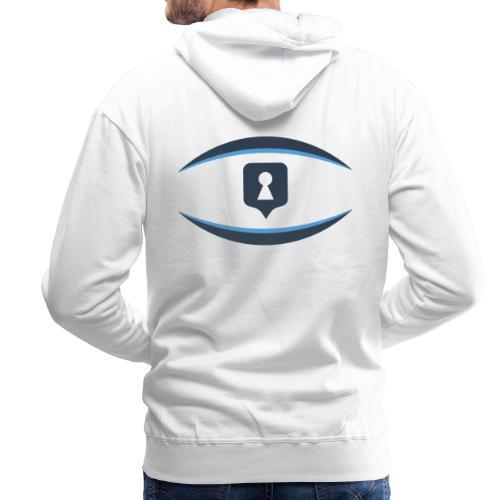 Callisto Eye - Männer Premium Hoodie