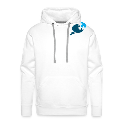 New Found Thinking - Men's Premium Hoodie
