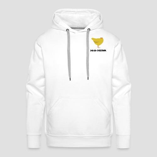 dead chicken - Sweat-shirt à capuche Premium pour hommes