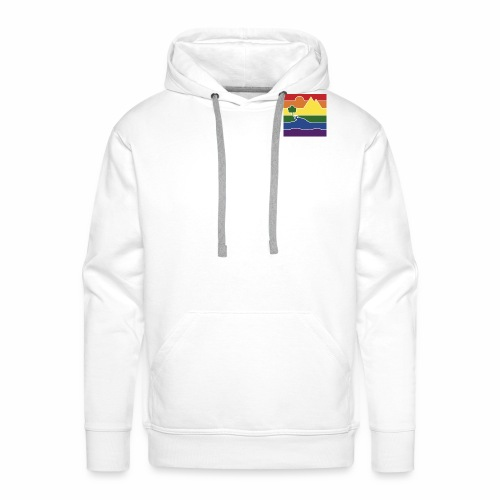 GOC Logo No Text - Men's Premium Hoodie