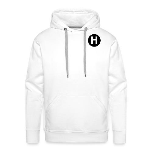 Escudo H - Sudadera con capucha premium para hombre