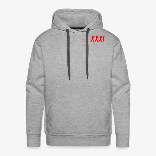xxxi 2nd - Men's Premium Hoodie