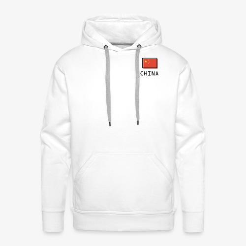CPA China - Männer Premium Hoodie