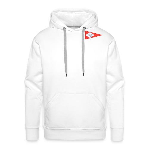 guidon dessin - Sweat-shirt à capuche Premium pour hommes