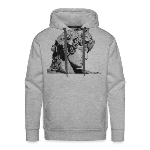 DIEU GREC - Sweat-shirt à capuche Premium pour hommes