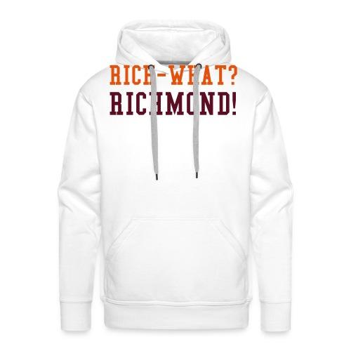 Richmond Coach Carter Tee - Männer Premium Hoodie