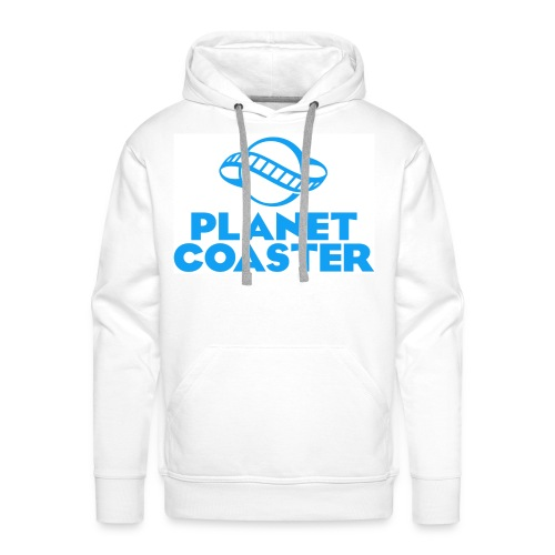 game planet coaster - Mannen Premium hoodie