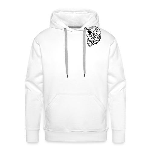 jager - Mannen Premium hoodie