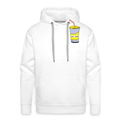 OnEyed Lemonade - Mannen Premium hoodie
