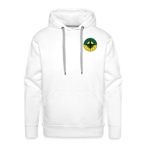FSC Casuals Groen/Geel - Mannen Premium hoodie
