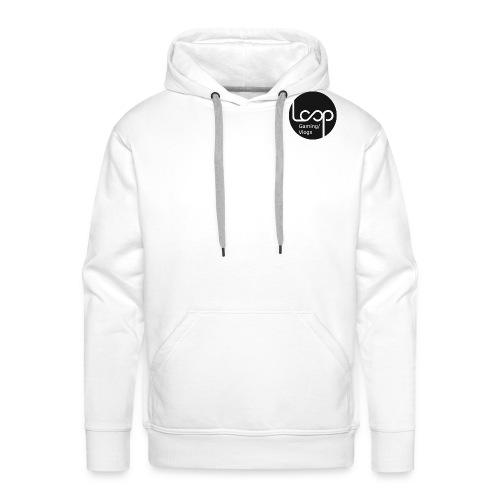 Loop-Gaming - Premium hettegenser for menn
