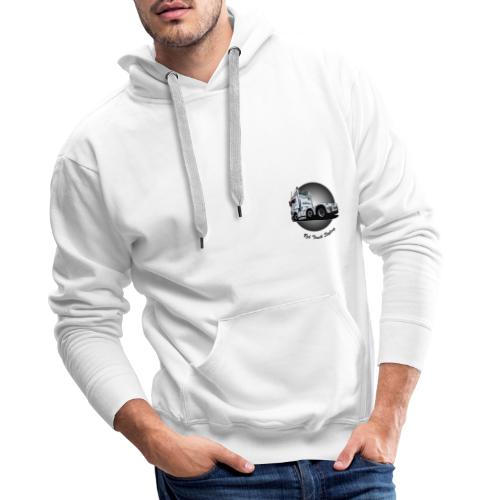 Sweat à capuche Transports Hervouin - Highline - Sweat-shirt à capuche Premium pour hommes