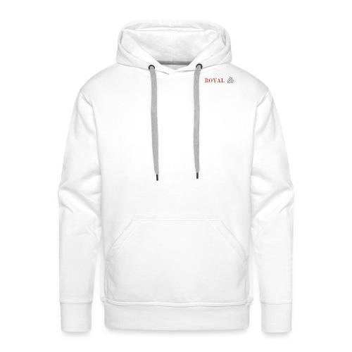 ROYAL2017 - Mannen Premium hoodie
