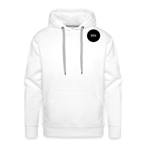 bite - Sweat-shirt à capuche Premium pour hommes