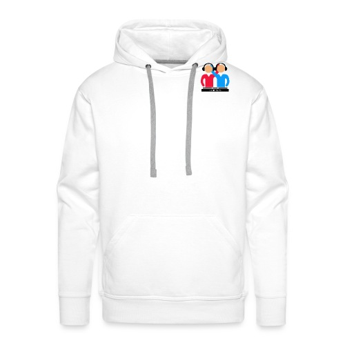 Guys In Pyjamas Logo - Männer Premium Hoodie
