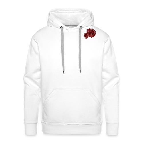ROSES - Mannen Premium hoodie