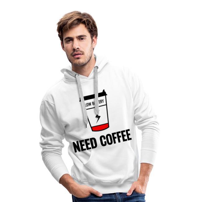 need coffee