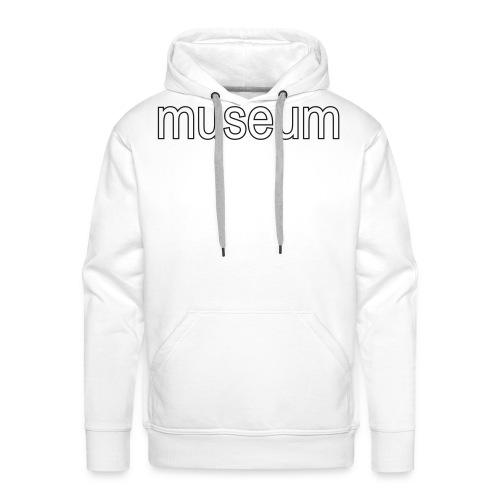 konturmuseum - Men's Premium Hoodie
