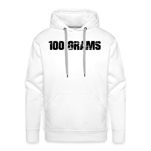 100 GRAMS - Premiumluvtröja herr