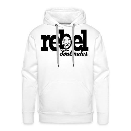 REBEL SOULMATES - Men's Premium Hoodie