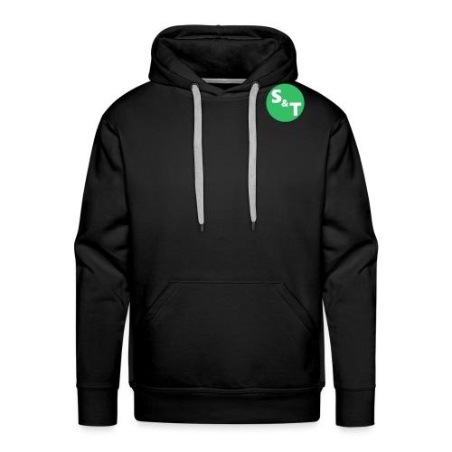 ST Main Logo - Men's Premium Hoodie