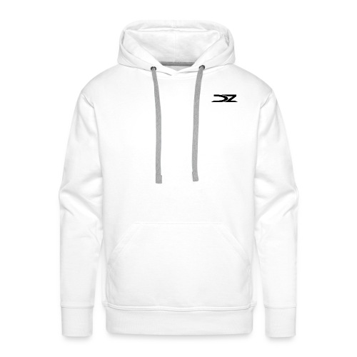DENZEL Black - Sweat-shirt à capuche Premium pour hommes