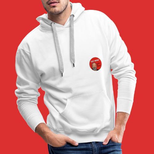 Echt Meenz Logo - Männer Premium Hoodie