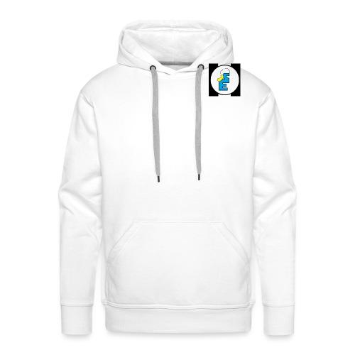 SmurfEline - Mannen Premium hoodie