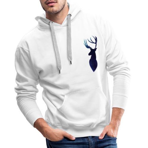 Alse - Sudadera con capucha premium para hombre