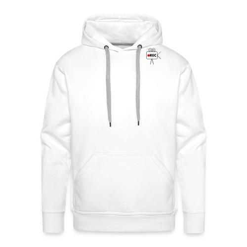 Camera - Mannen Premium hoodie