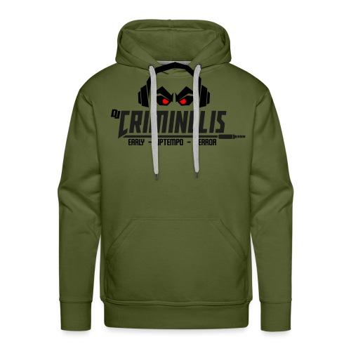 criminelis - Mannen Premium hoodie