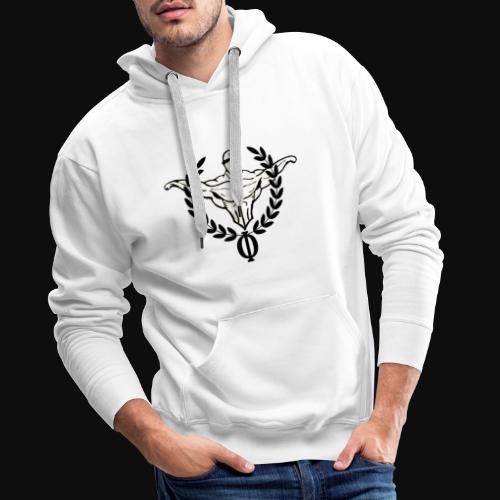 Floridia Mucle X Odin - Sweat-shirt à capuche Premium pour hommes