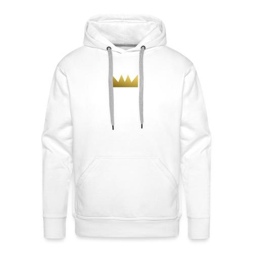The Crown - Men's Premium Hoodie