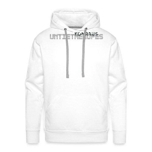 Untie the ropes - Men's Premium Hoodie