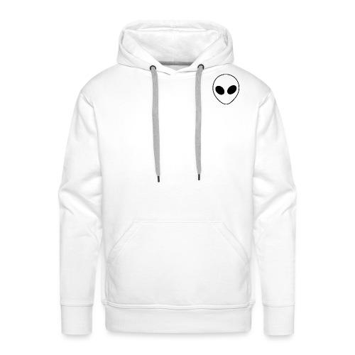 Alien - Sudadera con capucha premium para hombre
