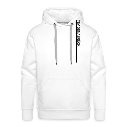 TSV-Logo vertikal - Männer Premium Hoodie