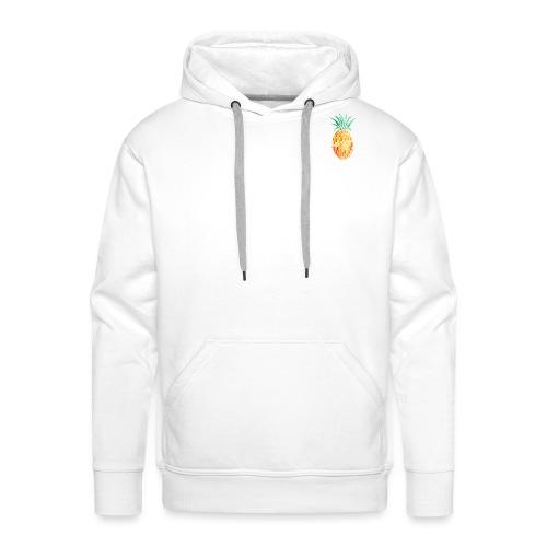pinety logo print - Herre Premium hættetrøje