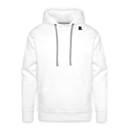 bl logo - Men's Premium Hoodie
