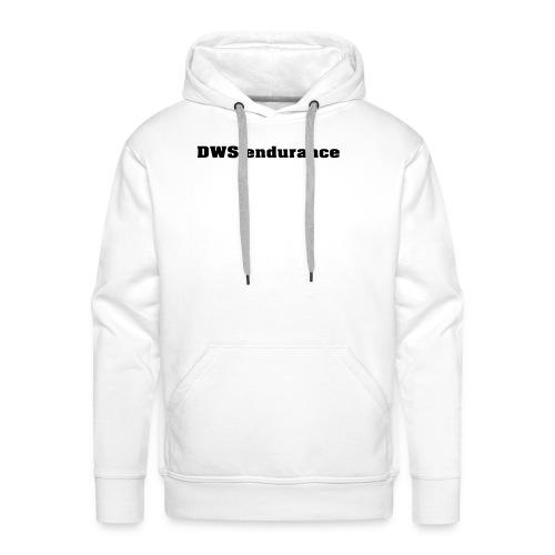 DWS black - Men's Premium Hoodie