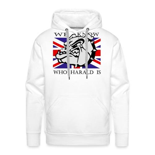 ! LONDON STYLE ! - Männer Premium Hoodie