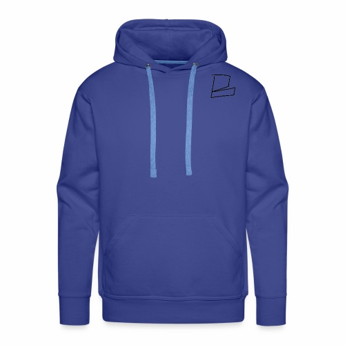 the original B - Men's Premium Hoodie