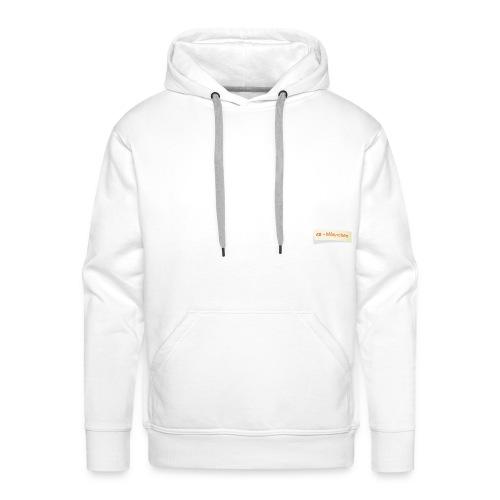 α Männchen - Männer Premium Hoodie