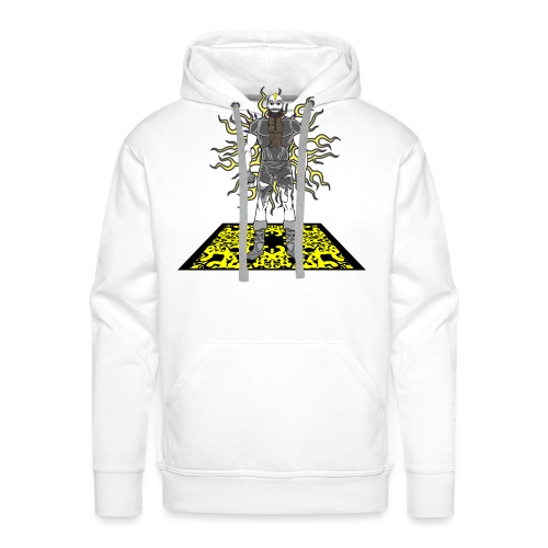Electro - Sweat-shirt à capuche Premium pour hommes