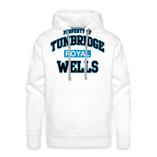 Property of Royal Tunbridge Wells - Men's Premium Hoodie